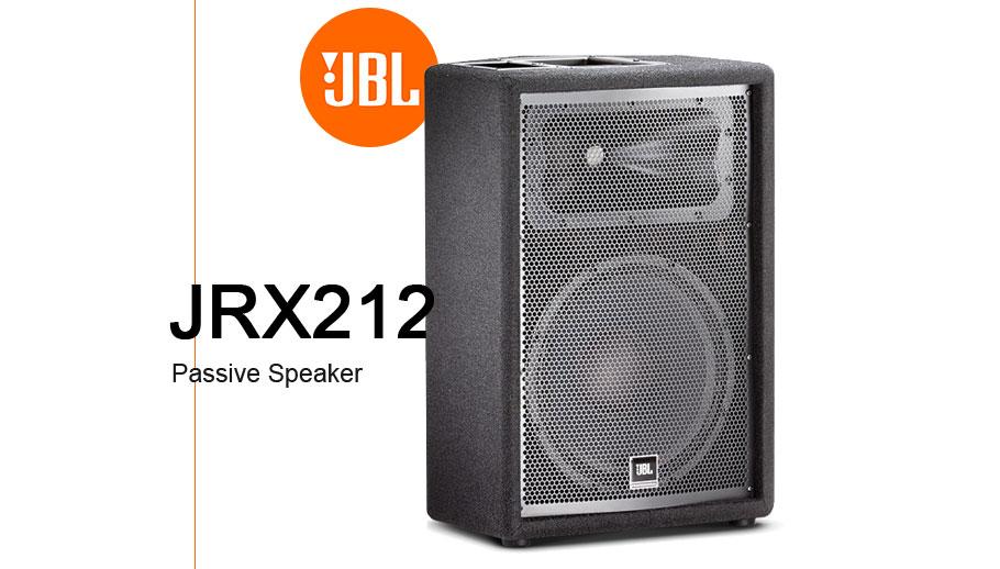 اسپیکر | باند پسیو جی بی ال JBL JRX212