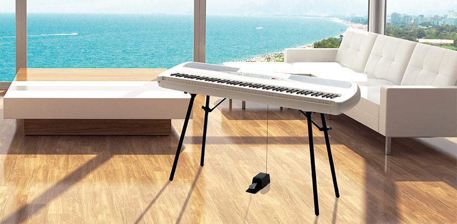 پیانو دیجیتال KORG SP-280-BK