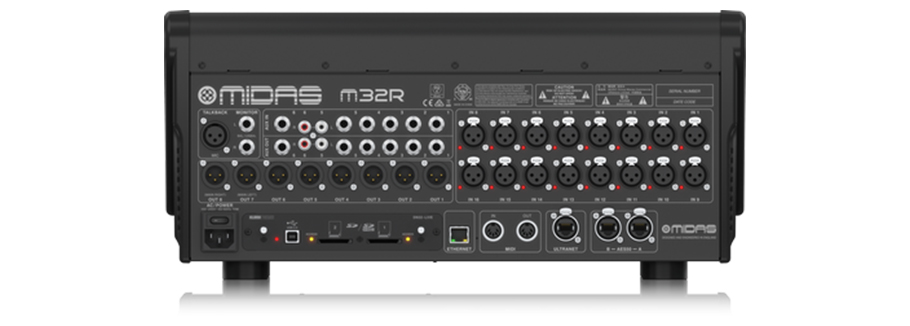 میکسر صدا  میداس Midas M32R LIVE