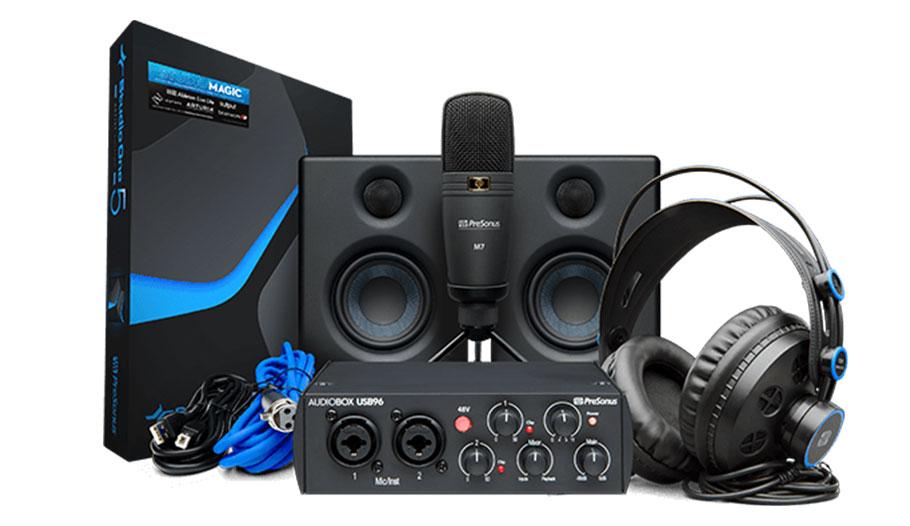 کارت صدا پریسونوس PreSonus AudioBox USB 96 USB Audio Interface - 25th Anniversary Edition