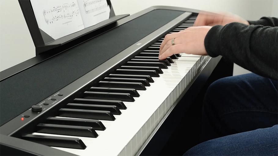 پیانو دیجیتال Korg B1 Digital Piano - Black