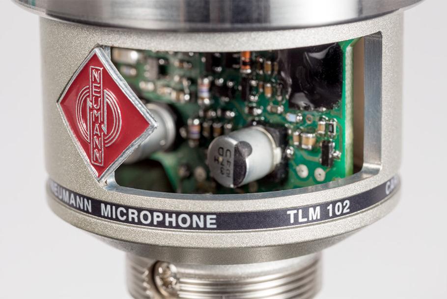 میکروفن نیومن Neumann TLM 102 With ShockMount
