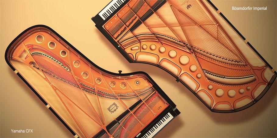 پیانو دیجیتال یاماها Yamaha CLP-635 B