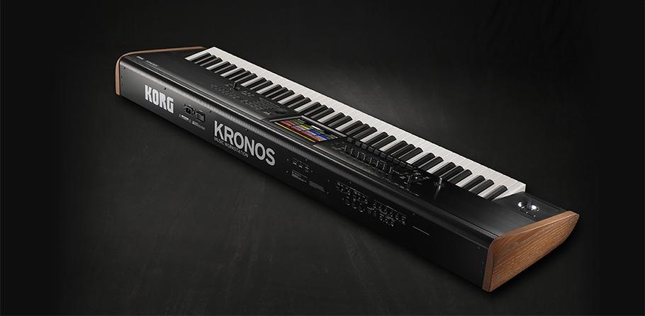 ورک استیشن کرگ KORG Kronos 2 61
