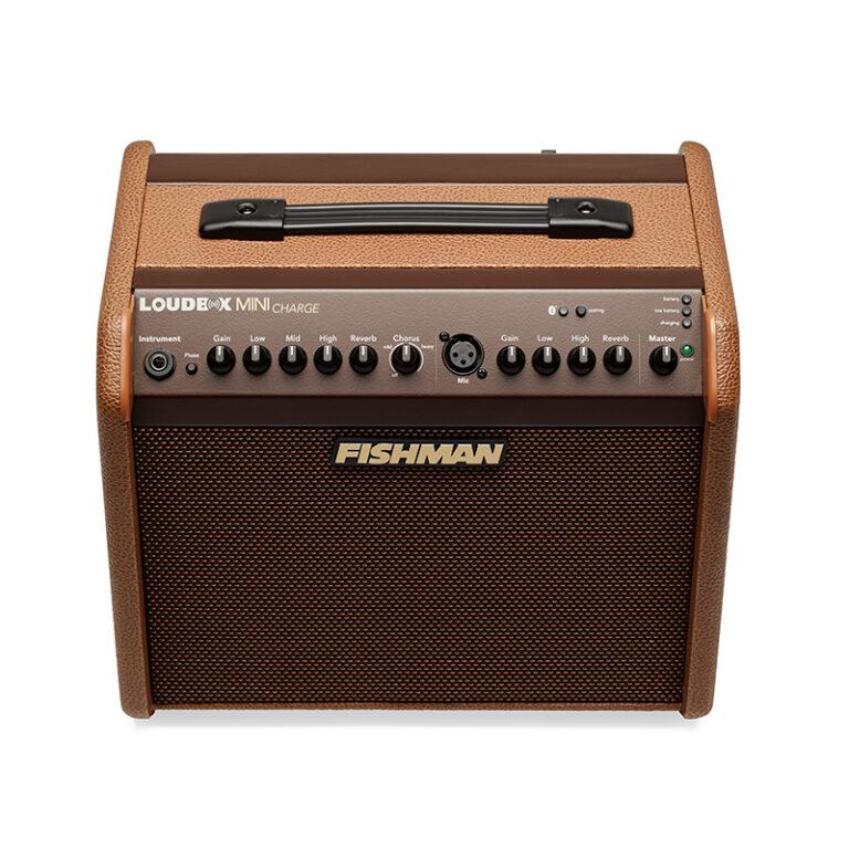 آمپلی فایر گیتار فیشمن Fishman Loudbox Mini Charge