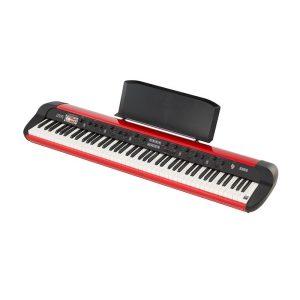 پیانو دیجیتال کرگ Korg SV-1 88-Metallic Red