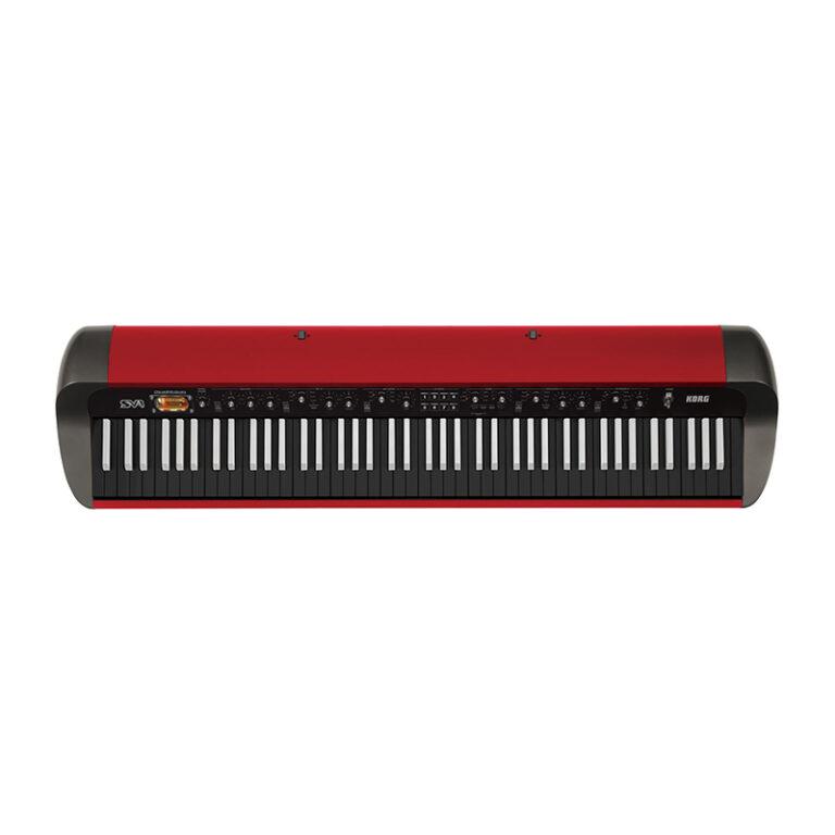 پیانو دیجیتال کرگ Korg SV-1 88-Red