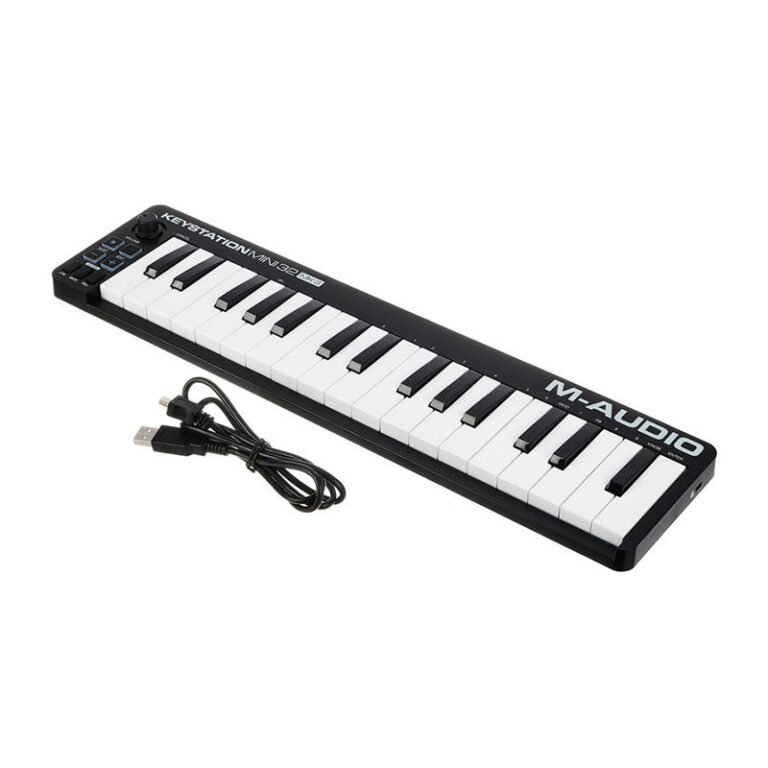 میدی کنترلر ام آدیو M-Audio Keystation Mini 32 MK3