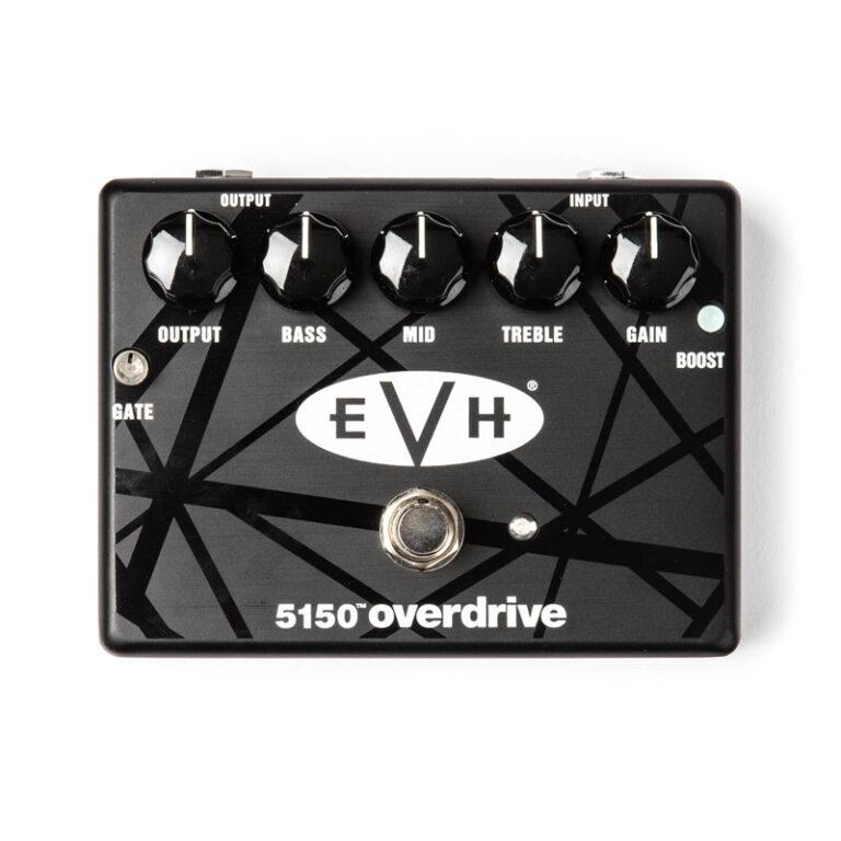 افکت گیتار الکتریک ام ایکس آر MXR EVH 5150 Overdrive