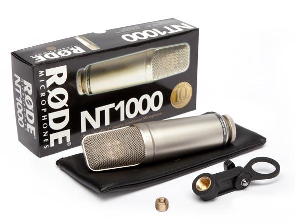 میکروفن رود Rode NT1000