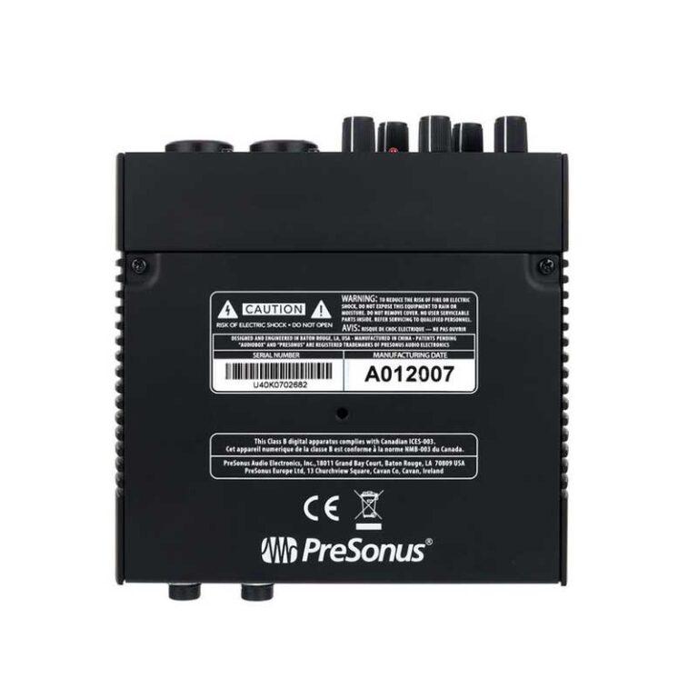 کارت صدا پریسونوس PreSonus AudioBox USB 96 USB Audio Interface – 25th Anniversary Edition