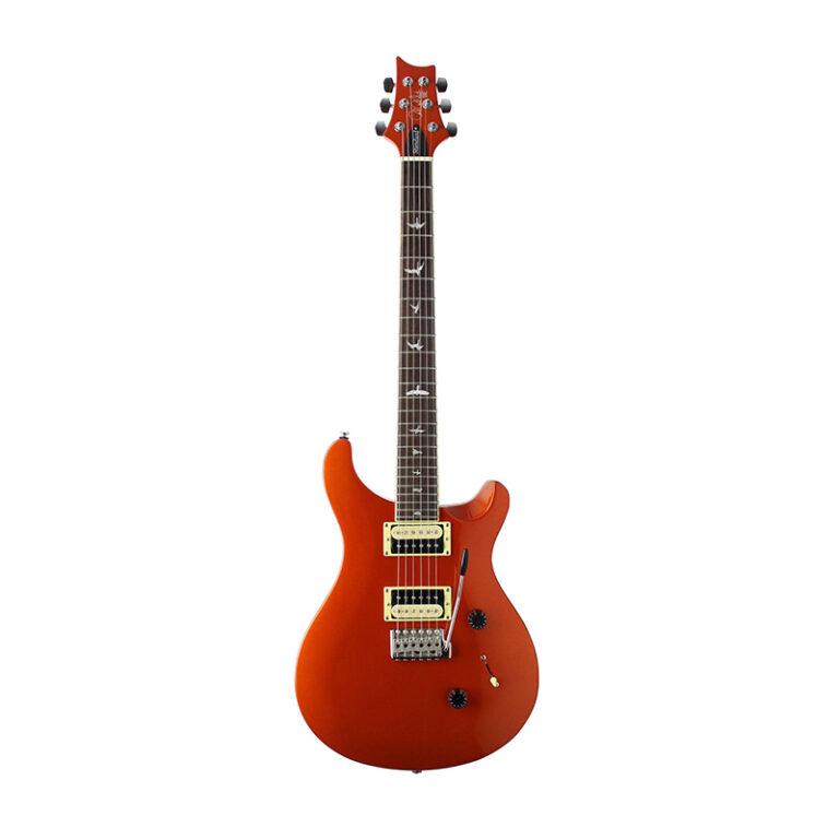 گیتار الکتریک پی آر اس PRS SE Standard 24 LTD Edition-Bay Metallic Orange