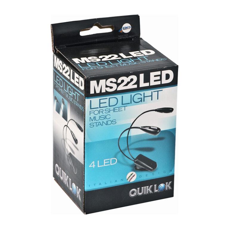 لامپ ال ای دی کوییک لاک Quiklok MS-22 LED