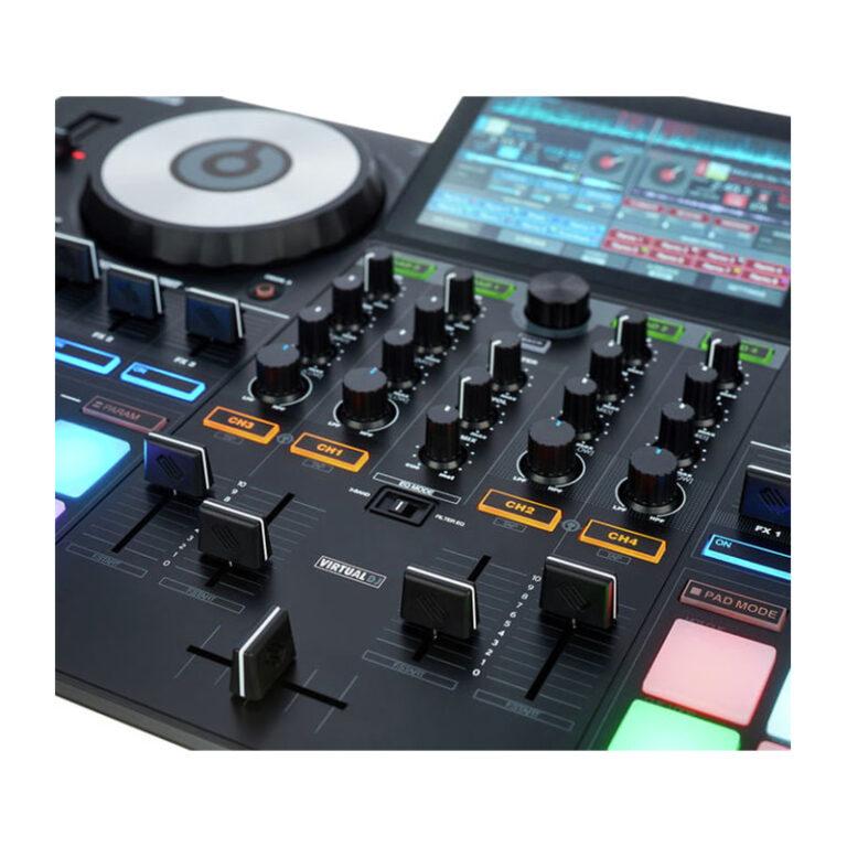 دی جی کنترلر ریلوپ ReLoop Touch