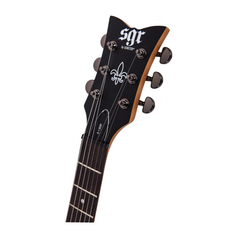 گیتار الکتریک شکتر Schecter S-1 SGR Walnut Satin WSN