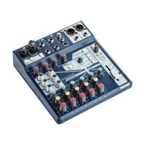 میکسر صدا سوندکرافت Soundcraft Notepad-8FX