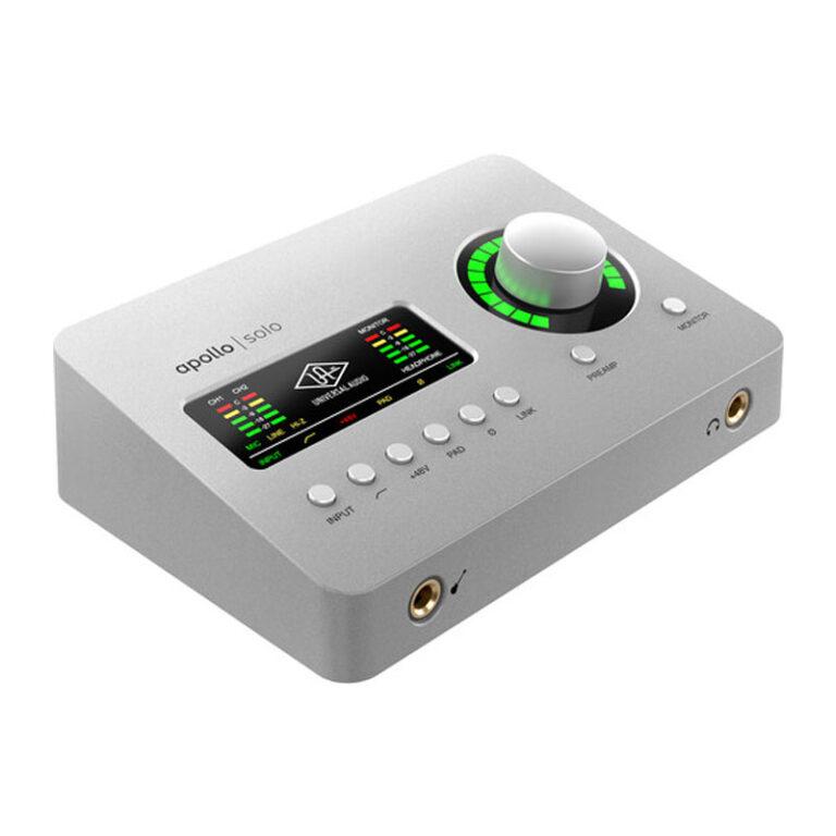 کارت صدا یونیورسال آدیو Universal Audio Apollo Solo USB-C