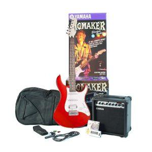 گیتار الکتریک یاماها Yamaha EG112GPII Red Package