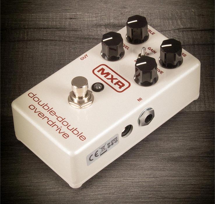 افکت گیتار الکتریک ام ایکس آر MXR M250 Double-Double Overdrive Pedal