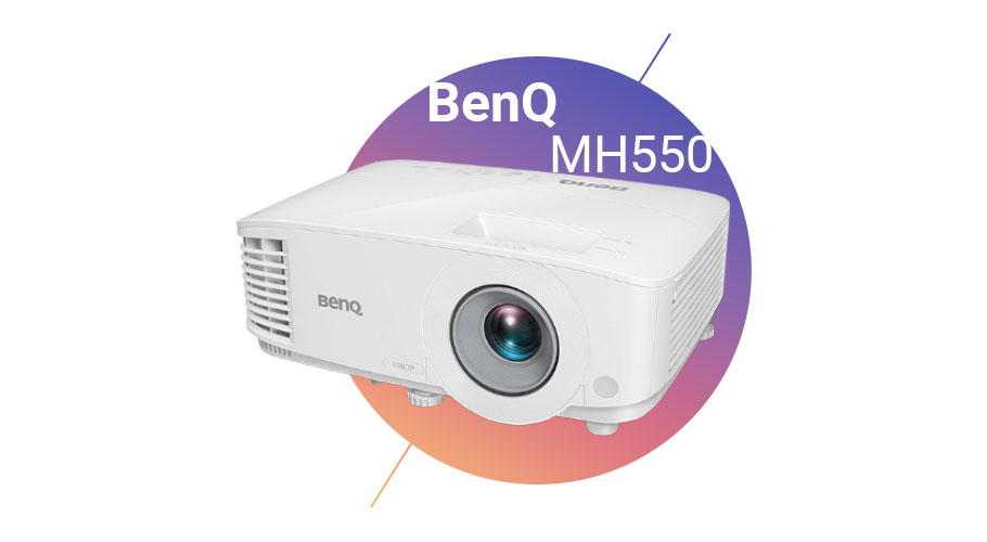 ویدئو پروژکتور بنکیو BenQ MH550