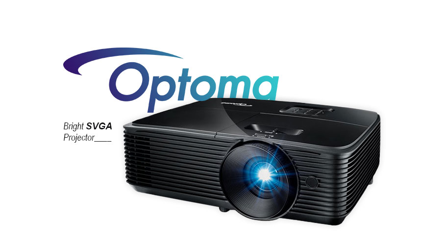 ویدئو پروژکتور اپتما Optoma S343e