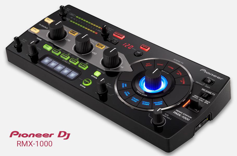 دی جی کنترلر پایونیر Pioneer RMX 1000