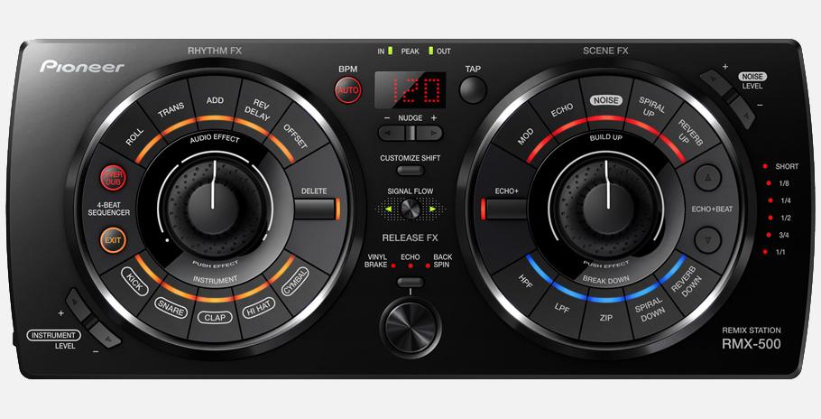 دی جی کنترلر پایونیر Pioneer RMX 500