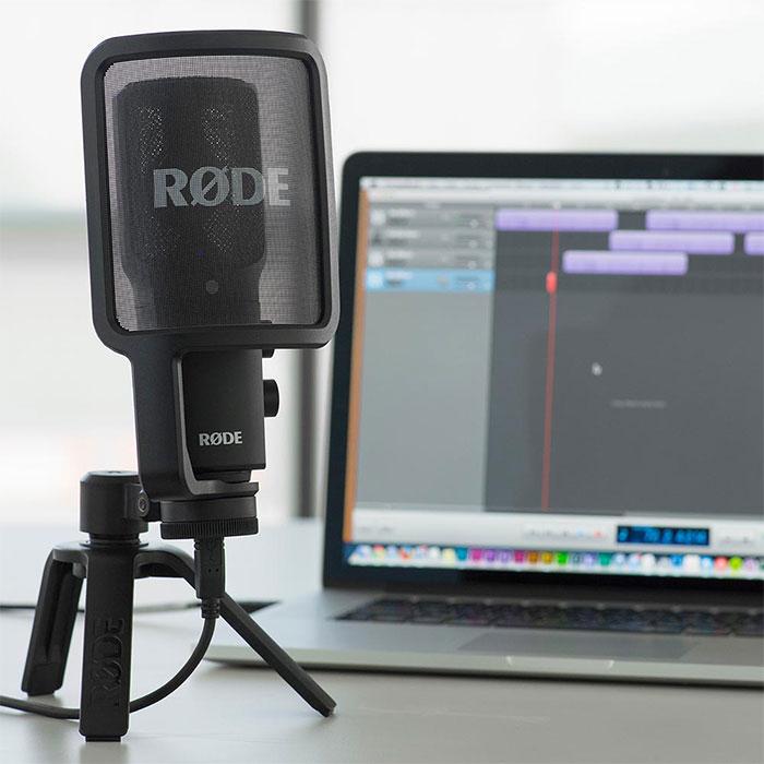 میکروفن رود Rode NT-USB