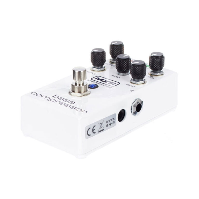 افکت گیتار الکتریک ام ایکس آر MXR Bass Compressor M87