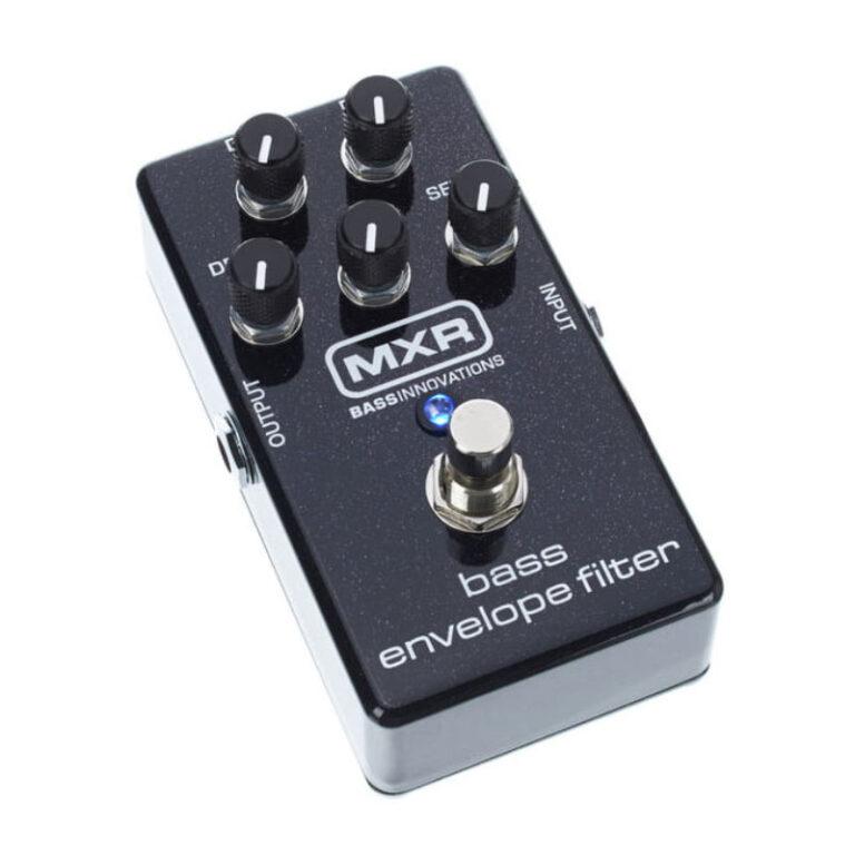 افکت گیتار الکتریک ام ایکس آر MXR M82 Bass Envelope Filter Pedal