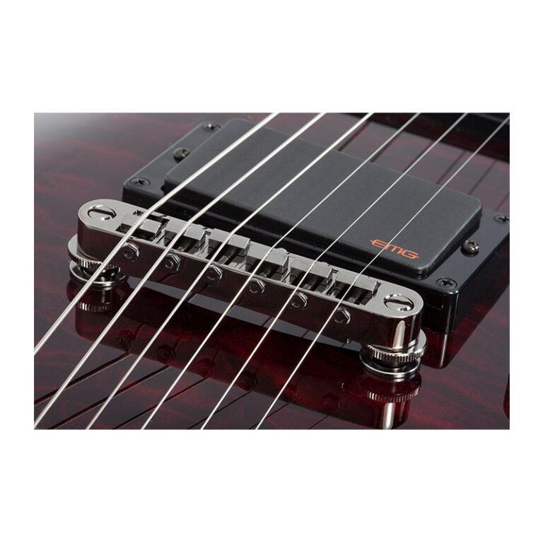گیتار الکتریک Schecter Hellraiser C-1 BCH SKU #1788