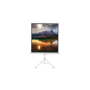 پرده نمایش Scope 180x180 Projection Screen With Stand