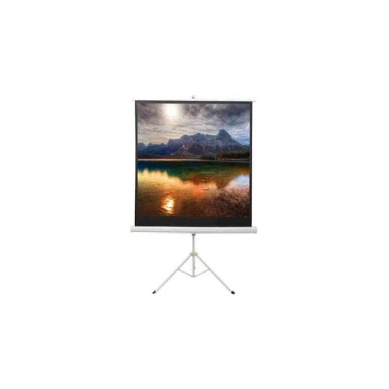 پرده نمایش اسکوپ Scope 180×180 Projection Screen With Stand