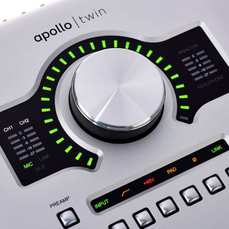 کارت صدا دست دوم Universal Audio Apollo Twin Duo USB