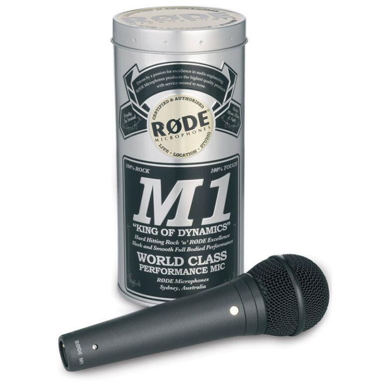 میکروفن با سیم رود Rode M1