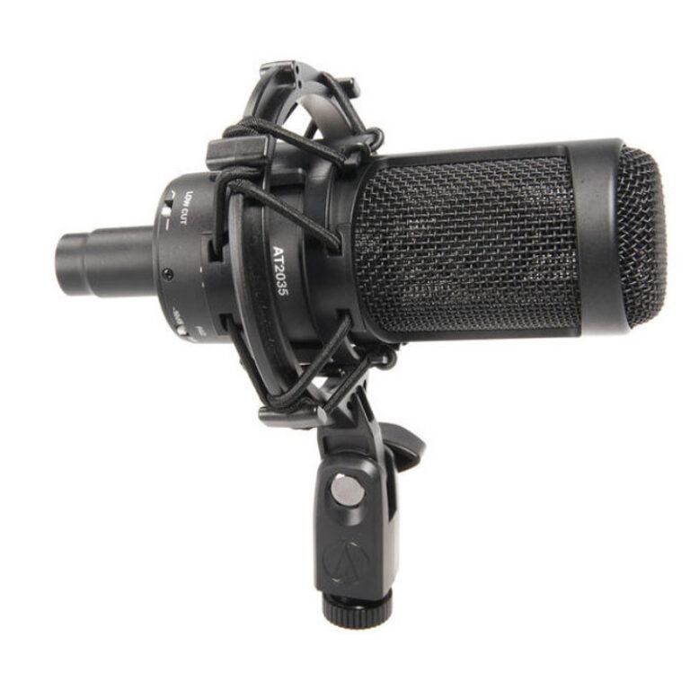 میکروفن Audio-Technica AT2035 (کارکرده)