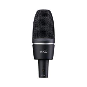 میکروفون استودیویی - کاندنسر ای کی جی AKG C3000