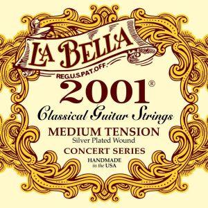 سیم گیتار لا بلا LA BELLA 2001